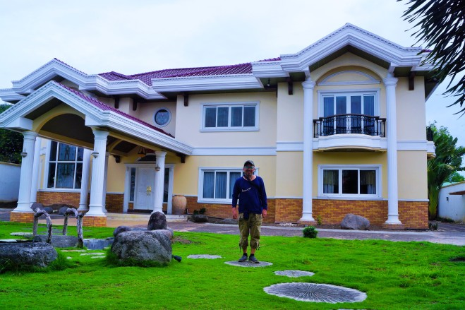Manny Pacquiao's Home in Gen San, Philippines